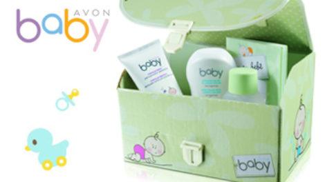Avon Baby kolekcija