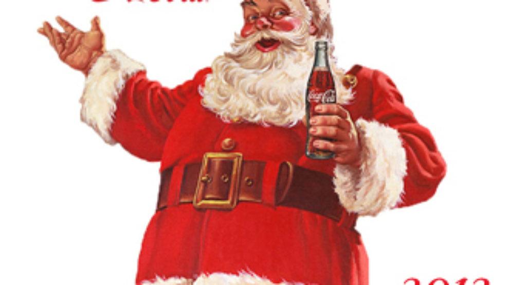 Coca Cola novogodisnja reklama