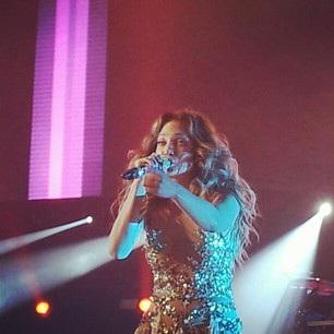 JLo peva u beogradu