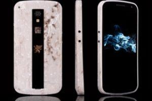 Mermerni mobilni telefon