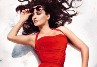 penelope cruz lice Campari kalendara za 2013