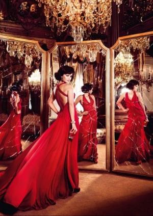 penelope cruz u crvenoj haljini