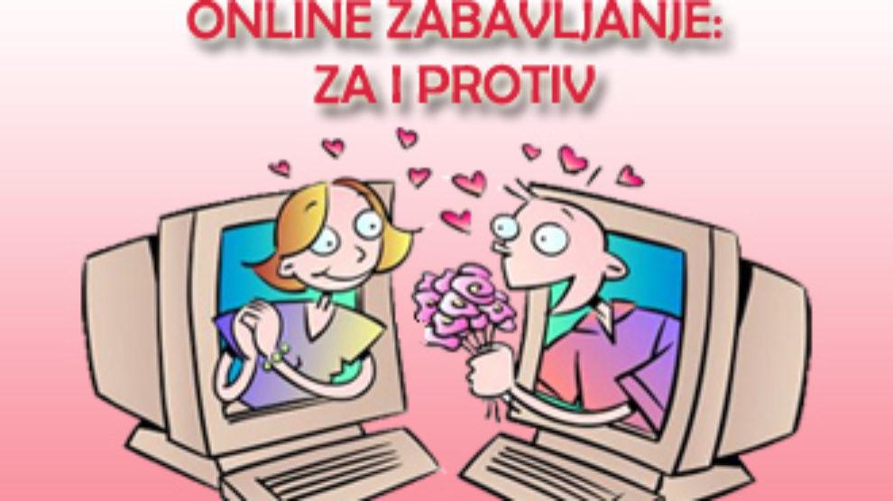 Online zabavljanje za i protiv