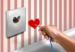 ljubav preko neta