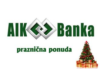praznicna ponuda aik banke