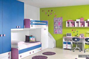 Rešenja za zajedničku dečiju sobu