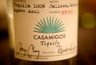 casamigos tequial by george clooney