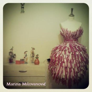 marina milovanović haljine