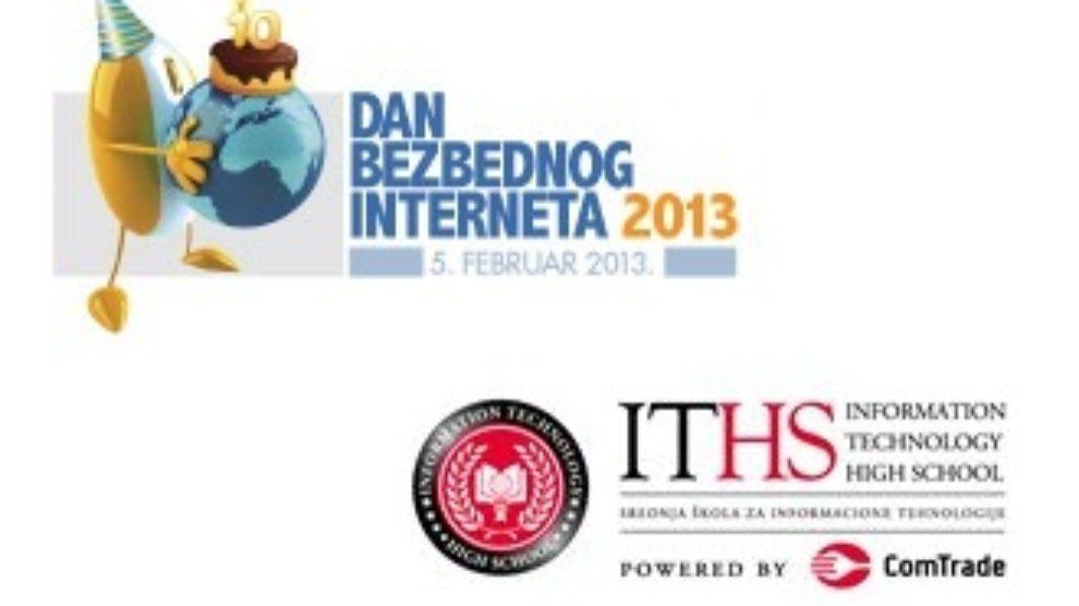 Besplatni kurs ITHS deci povodom Dana bezbednog interneta