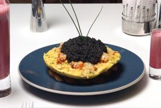 omlet od hiljadu dolara