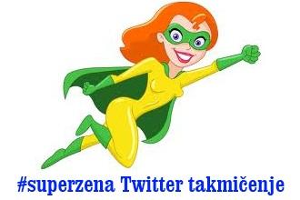 superzena twitter takmicenje
