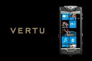 Vertu Android mobilni telefon