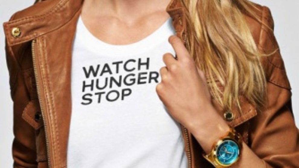 Dizajner Michael Kors i UN u borbi protiv gladi