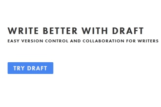 Draft online Word procesor