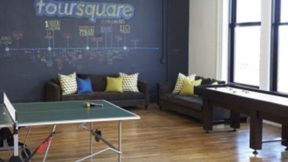 Foursquare kancelarije u Njujorku