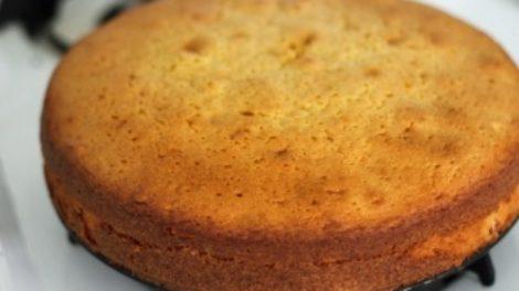 Limun torta sa malinama