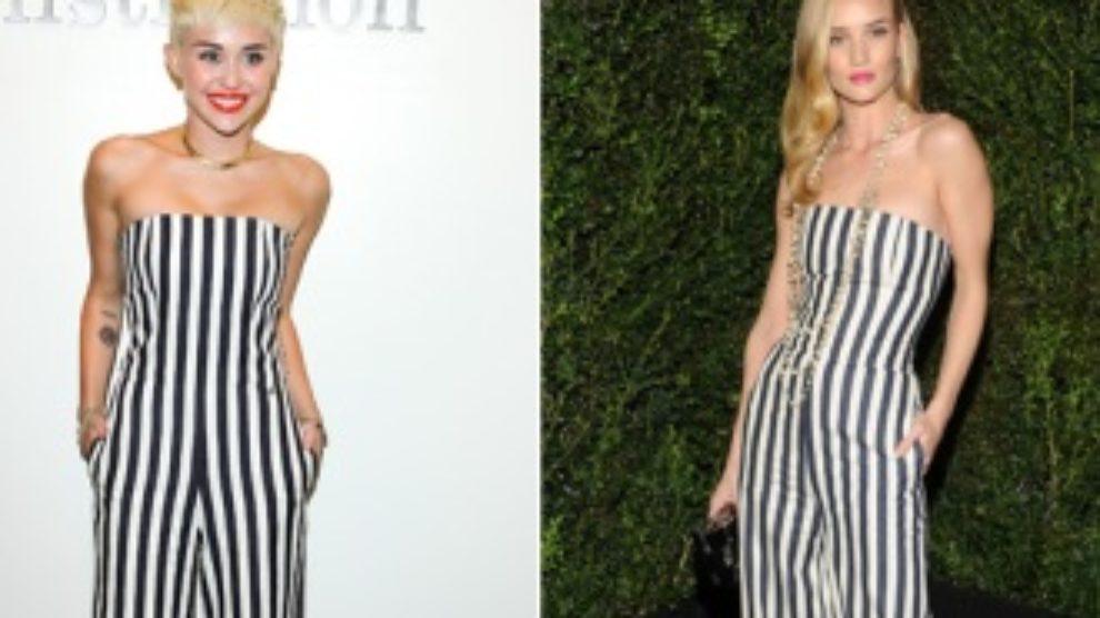 Miley vs Rosie ko nosi bolje?