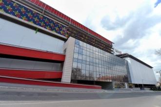 otvaranje shoping centra stadion 25. aprila