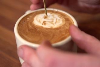 umetnost u soljici kafe