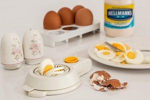 Jela sa kuvanim jajima