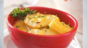 Krompir sa sirom