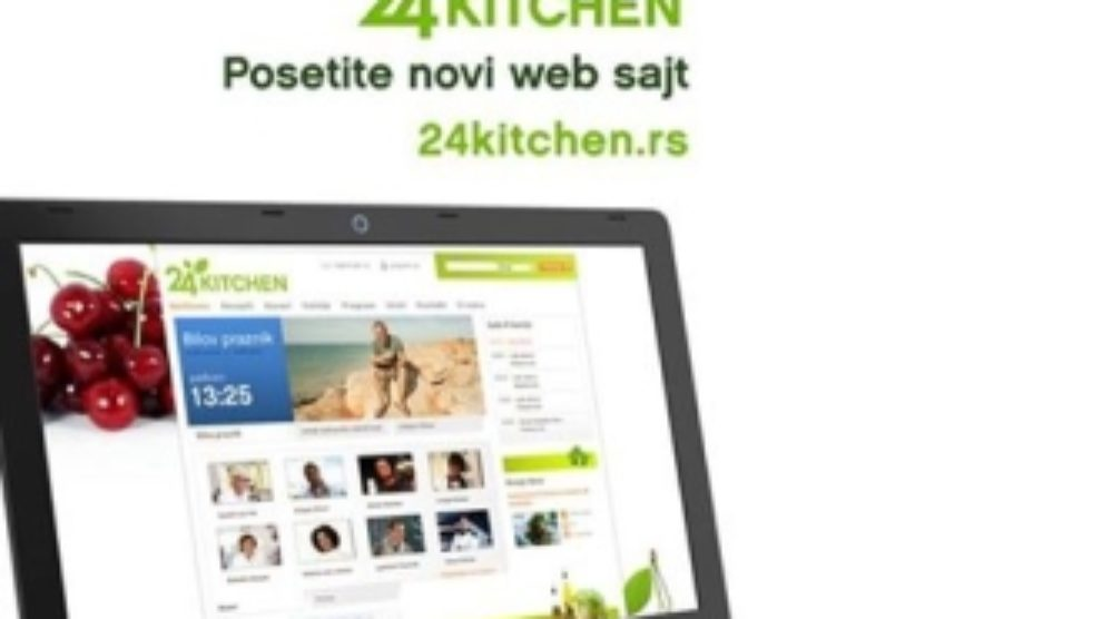 24Kitchen sajt na srpskom jeziku