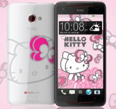 Hello Kitty HTC Butterfly S