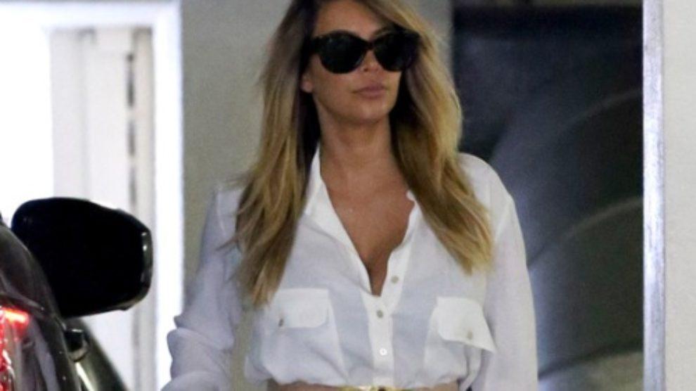 Kim Kardashian nakon porodjaja