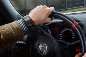 Nissan NISMO smart watch
