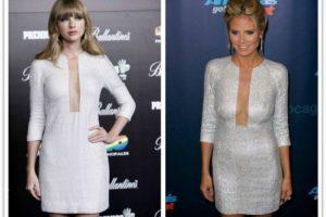 Taylor vs Heidi ko nosi bolje?