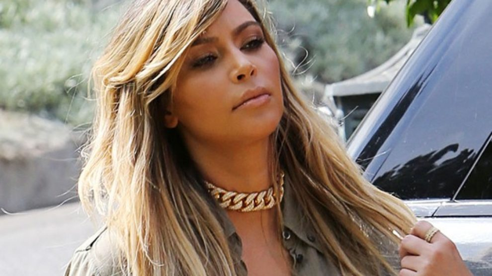 Kim Kardashian ponosna na svoje telo!