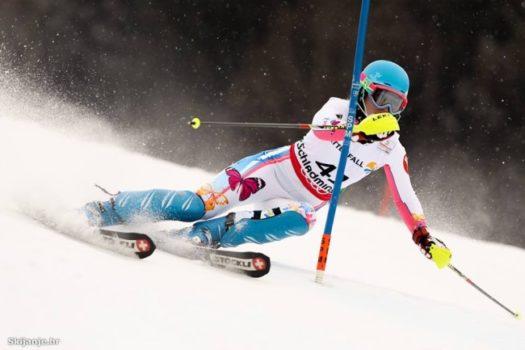 nevena ignjatović na skijanju