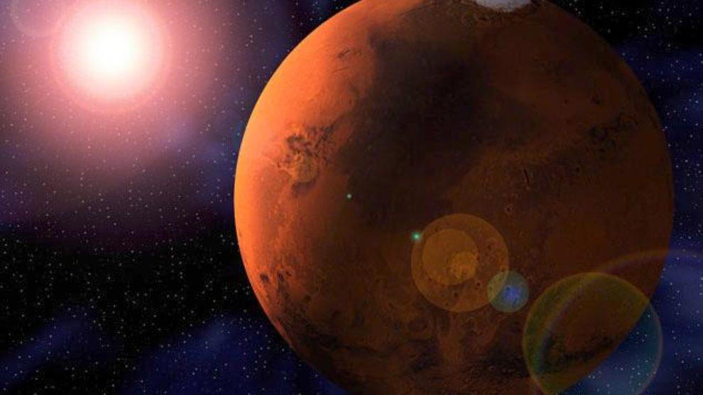 Mars u sazvežđu Device