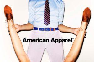 Menstrualne majice by American Apparel