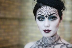 Šminka za Noć veštica