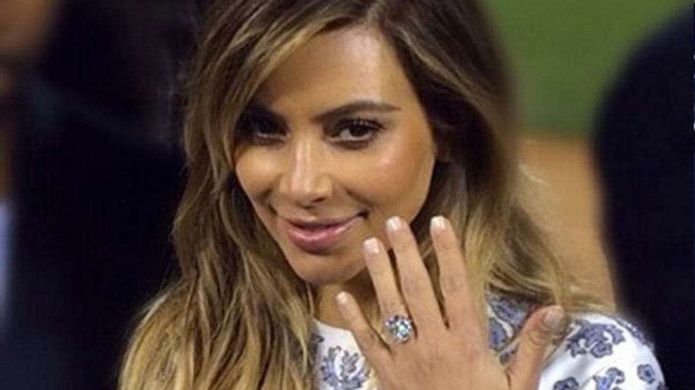 Verenički prsten Kim Kardashian