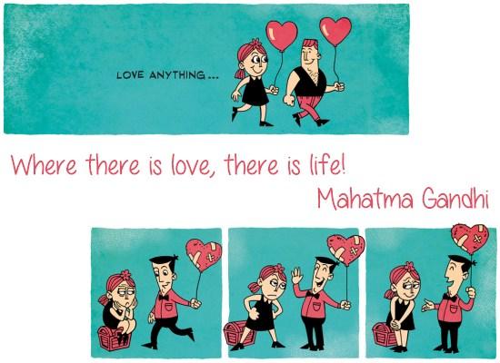 Značenje ljubavi