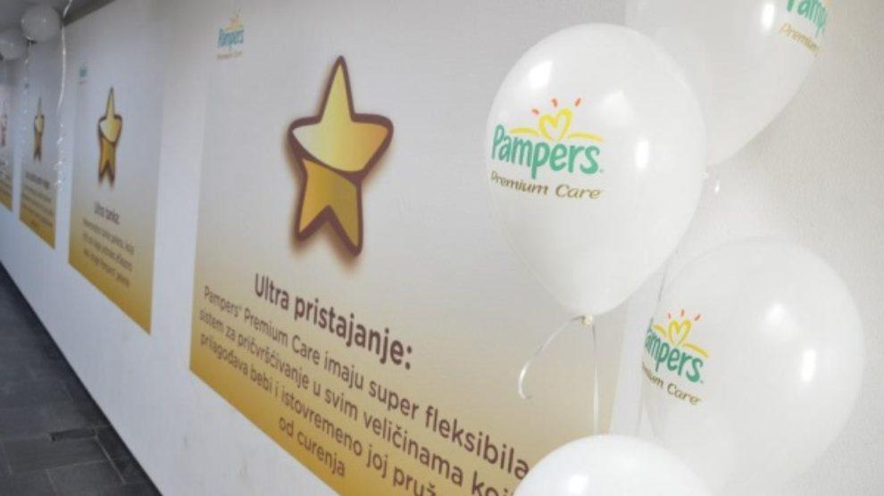 Druženje sa 5 zvezdica: Pampers Premium Care