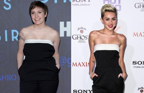 Lena vs Miley ko nosi bolje?