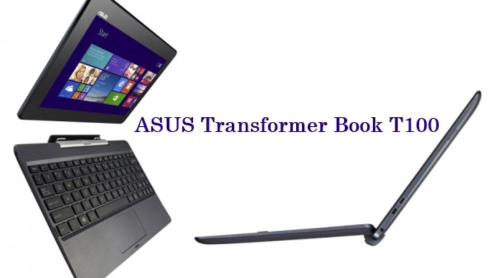 Poklon za sve prilike: Asus Transformer Book T100