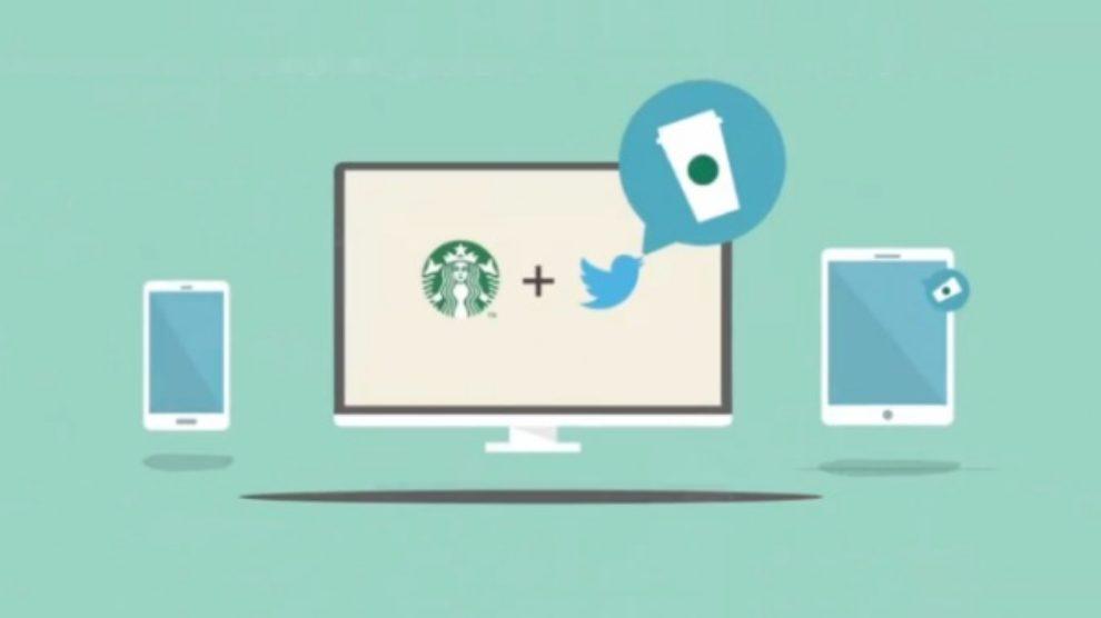 Starbucksova Twitter kafa