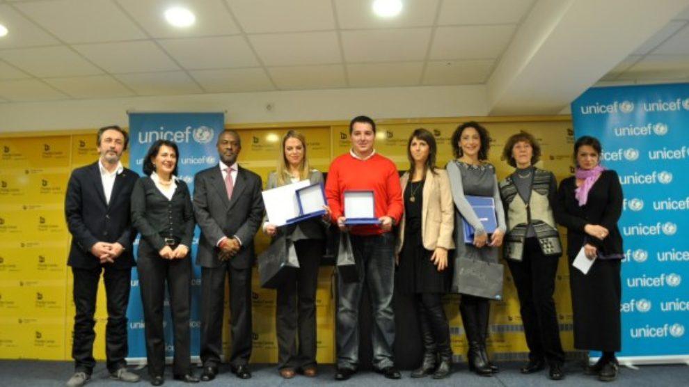 UNICEF nagrade najboljim novinarima