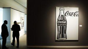 Warholova slika Coca Cole na aukciji!