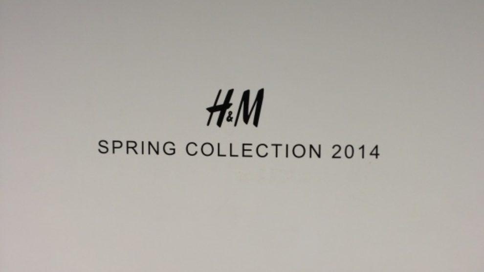 HM kolekcija za proleće 2014