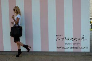 Blogerka koja pomera granice – Zorana Jovanović Zorannah
