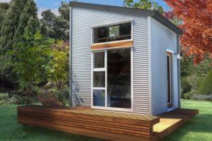 Nomadska mikro kuća