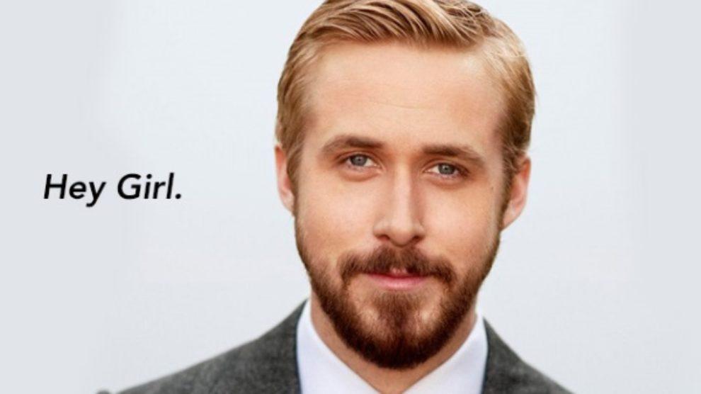 Ryan Gosling bojanka
