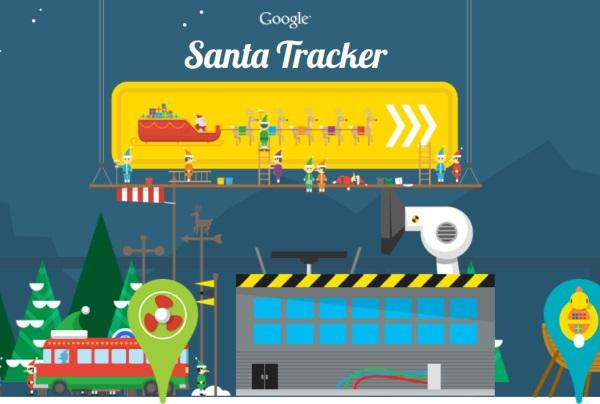 Pronađi Deda Mraza!