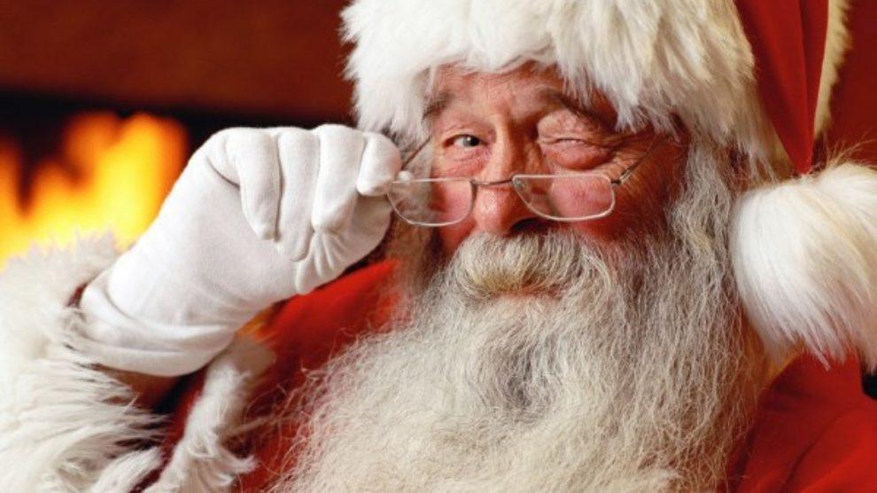 Čokoladni Deda Mraz koji će vas iznenaditi!
