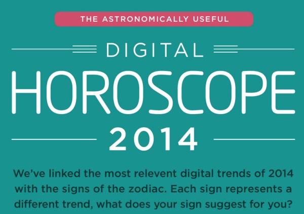 Digitalni horoskop za 2014. godinu